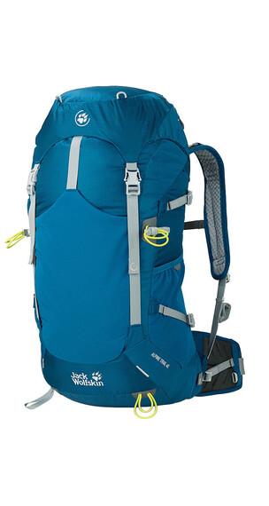 Jack Wolfskin Alpine Trail 40 Backpack moroccan blue